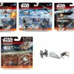 StarWars figurine : Star Wars Micro Machines Épisode 7 Force Awakens Figurines Véhicules Assorti