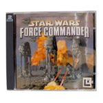 Star Wars Force Commander For PC CD-ROM - - Bonne affaire StarWars