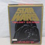 Star Wars Trilogy CD-ROM Limited Edition - Bonne affaire StarWars