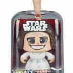 StarWars collection : Star Wars Mighty Tasses Princess Leia Organa Hasbro Figurine en Vinyle