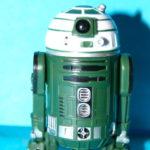 StarWars figurine : Star Wars Legacy R2-X2 Droid Bataille de Yavin Desseré Complet