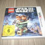LEGO Star Wars 3 III The Clone Wars Nintendo - Occasion StarWars