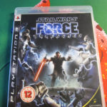 PS3 - Star Wars The Force Unleashed - UK - - Avis StarWars
