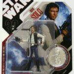 Figurine StarWars : Hasbro Star Wars 30th Anniversaire Han Solo Figurine Articulée