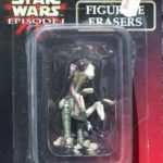 StarWars figurine : Star Wars Episode 1 Lot of 3 Figurine Erasers Sebulba NOS Free USA Shipping