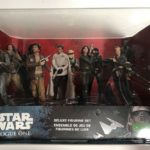 StarWars collection : Rogue One Disney A Star Wars Story Deluxe pvc figure figurine play set   3 Left!