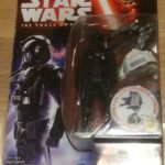Figurine StarWars : STAR WARS FIRST ORDER TIE FIGHTER PILOT en blister NEUF JAMAIS OUVERT TFA