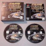 Star Wars Rebel Assault II The Hidden Empire - Occasion StarWars