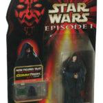 StarWars figurine : Star Wars Épisode I The Spectre Menace Darth Sidious Commtech Figurine