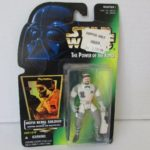 StarWars collection : Kenner 69821 Star Wars Pouvoir de la Force Hoth Rebel Soldat Action Figurine -