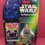 Figurine StarWars : STAR WARS LOBOT - THE POWER OF THE FORCE - ANNEE 1998 - TAILLE 10 CM - REF 4118