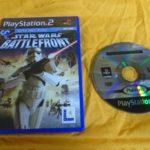 *PS2 Star Wars Battlefront Platinum disc - jeu StarWars