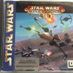 Star Wars Rogue Squadron 3D PC Game LucasArts - Bonne affaire StarWars