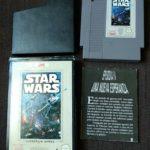 STAR WARS EPISODE IV A NEW HOPE NINTENDO NES - jeu StarWars