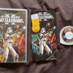 STAR WARS BATTLEFRONT II Sony PSP Game - Avis StarWars