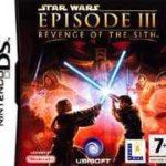 Star Wars: Episode III - Revenge of the Sith - jeu StarWars