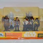 Figurine StarWars : Disney Star Wars Solo Figurine Set Brand New