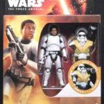 StarWars figurine : Hasbro - Star Wars : The Force Awakens - Finn - Figurine 9 cm + Armure