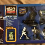 StarWars collection : Star Wars Classic Series Block Buster Figurine Collection NIP
