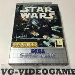 STAR WARS , SEGA GAME GEAR  - pas cher StarWars
