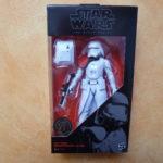 StarWars collection : Figurine star wars black serie d'un officier snowtrooper