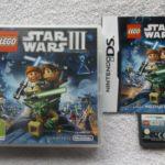 LEGO STAR WARS III 3 THE CLONE WARS NINTENDO - pas cher StarWars