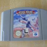 N64 - Star Wars: Rogue Squadron (Nintendo 64, - Avis StarWars