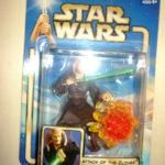 Figurine StarWars : STAR WARS SAGA Figurine SAESEE TIIN JEDI MASTER AOTC