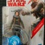 StarWars collection : STAR WARS the last jedi figurine star wars JYN ERSO Force Link neuf