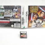 Star Wars The Clone Wars Republic Heroes DS - jeu StarWars