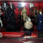Figurine StarWars : Star Wars The Force Awakens Deluxe Figurine Play Set 10 Figures...New