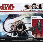 Figurine StarWars : Star Wars Rathtar Ensemble de Figurines avec Bala-Tik 2017 Nouveau Force Awakens