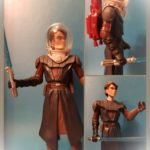 "Figurine StarWars : Star Wars Clone Wars Anakin Space Suit 3.75 "" Figurine 100% Complete"