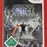 Wii , Star Wars The Force Unleashed , 2007 , - Avis StarWars