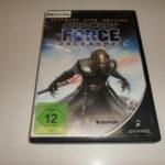 PC  Star Wars: The Force Unleashed - Sith - jeu StarWars
