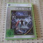 Star Wars The Force Unleashed für XBOX 360 - Occasion StarWars