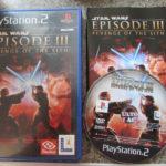 SONY PLAYSTATION 2 PS2 GAME STAR WARS EPISODE - jeu StarWars