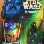 StarWars figurine : Star Wars Pouvoir de la Force Mort Étoile Mitrailleur Mosc Neuf Kenner Potf