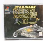 Star Wars Rebel Assault 2 Playstation 1 Ps1 - Occasion StarWars