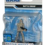 Figurine StarWars : Star Wars Bataille Droid Packs de Unleashed Figurine - (Wal-Mart Exclusif