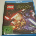 !!! NINTENDO Wii U SPIEL Lego Star Wars - jeu StarWars