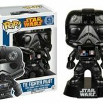 Tie Fighter Pilot POP Star Wars #51 Bobble - Occasion StarWars
