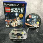 LEGO Star Wars PS2 PlayStation 2 PAL Game - pas cher StarWars