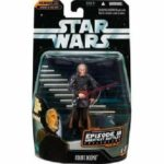 StarWars collection : Star Wars le Plus Grand Hits Basique Figurine Épisode 3 Count Dooku