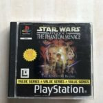 Star Wars Episode 1 The Phantom Menace - - jeu StarWars