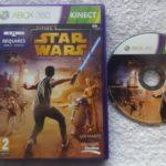 KINECT STAR WARS XBOX 360 V.G.C. FAST POST - jeu StarWars