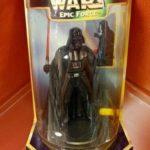 StarWars figurine : Star Wars Epique Force Darth Vader Tourne Action Figurine 360 1997 Hasbro
