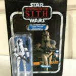 StarWars figurine : ✨Figurine Neuve Star Wars Revenge Of The Sith Clone Trooper Kenner