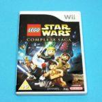 Nintendo Wii Spiel - Lego Star Wars - Die - pas cher StarWars