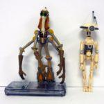Figurine StarWars : Star Wars Gasgano avec Fosse Droid Épisode I Action Figurine Complet C9 + 1999